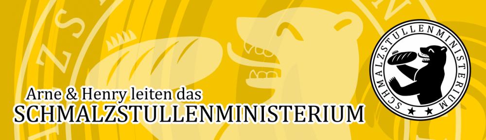 Schmalzstullenministerium